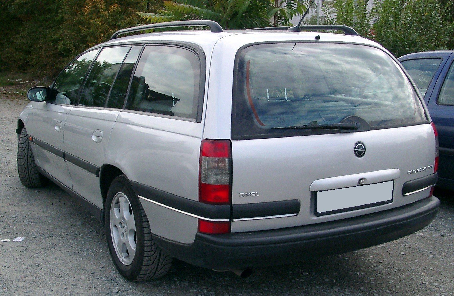 Opel Omega B (Опель омега Б) обзор