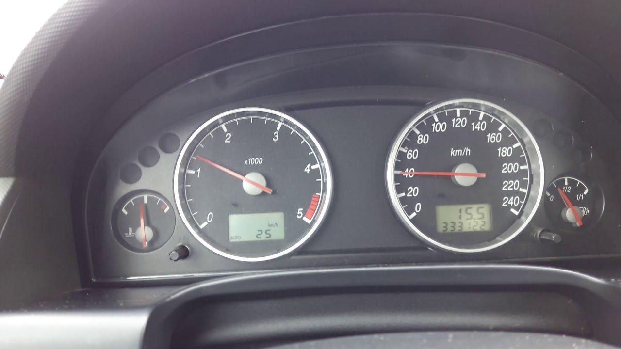 Разгон до 100 Форд Мондео 3