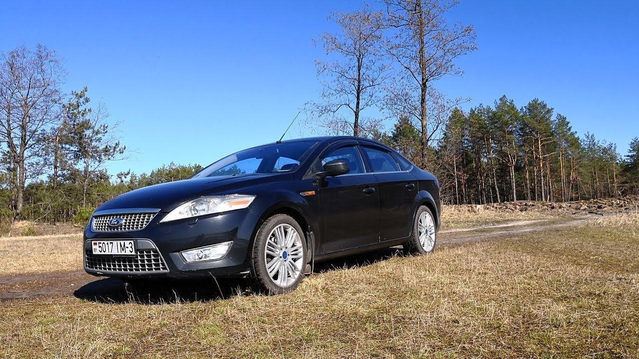 Форд мондео 4 2 0 TDCi, новые диски, проблемы с коробкой, сцепение